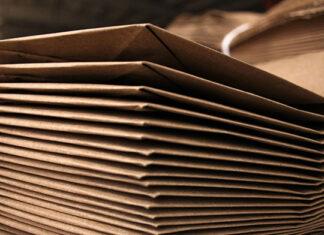 Starannie wykonane torby papierowe a producent